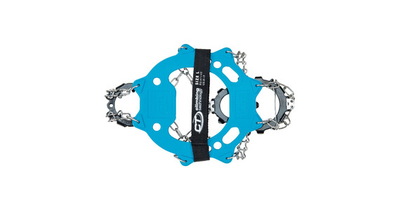 Climbing Technology Ice Traction Crampon L blue
